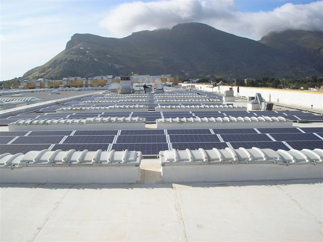 Auchan-Palermo - Italy  199.92 kW