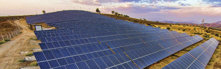 Ground Mounting Systems - Tekno Ray Solar